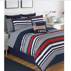 Other - Izod King Comforter Set